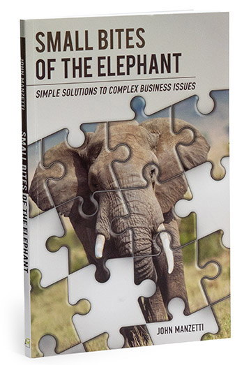 Small Bites of the Elephant by John Manzetti